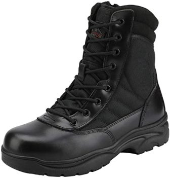Nortiv 8 Men's Military Tactical Work Boots