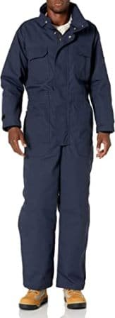 Red Kap Men's Insulated Blended Duck Coverall