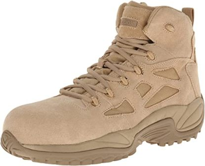 Reebok Work Duty Rapid Response RB RB8694 6-Inch Tactical Boot