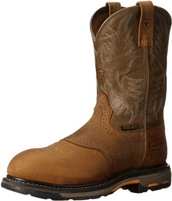 Ariat Men's Workhog Pull-on Composite Toe Work Boot