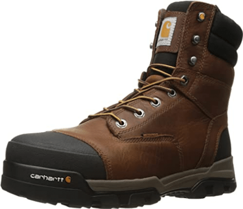Carhartt Men's 8-Inch Energy Composite Toe CME8355 Industrial Boot