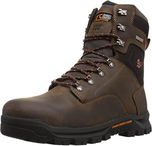 Danner Crafter 8-inch 600G NMT Work Boots