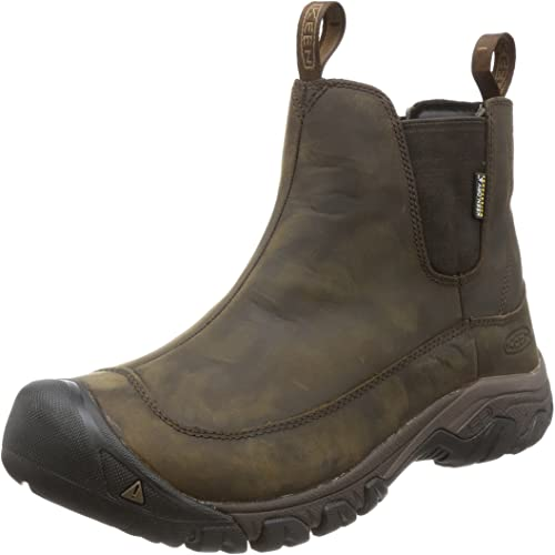KEEN Anchorage 3 Pull-On Waterproof Boots