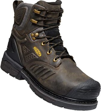 KEEN Utility Philadelphia 6-inch 400g Insulated Work Boots