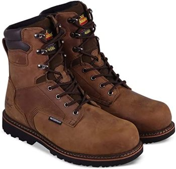 Thorogood V-Series 8-inch 400g Insulated Work Boots