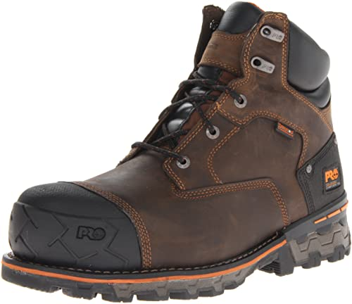 Timberland PRO 6-Inch Boondock with Composite Toe