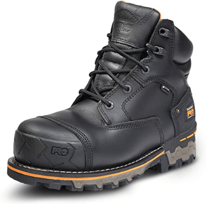 Timberland PRO Men's Boondock 6-Inch Composite Safety Toe Boot