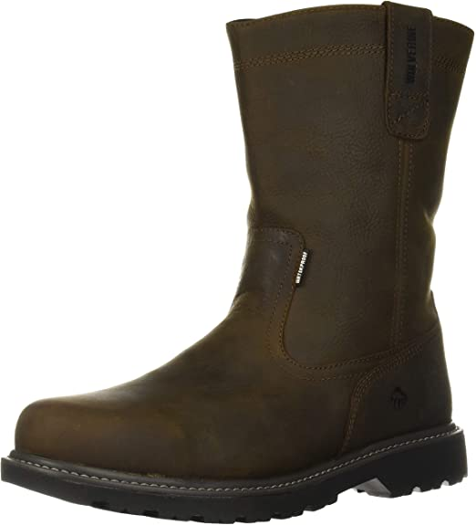 Wolverine Floorhand Boots with Soft Toe
