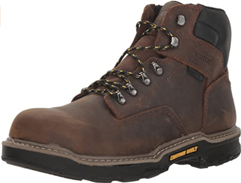 Wolverine Men's Bandit 6-Inch Composite Toe Industrial Boot