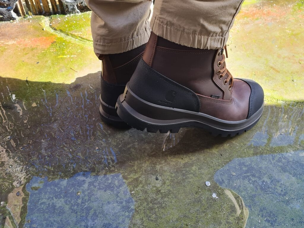 insulated work boots mww 5
