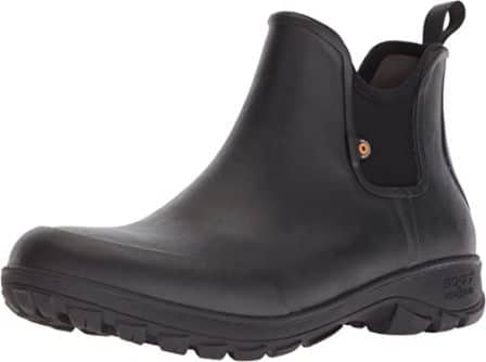 BOGS Men's Sauvie Slip-On Chukka Rain Boot