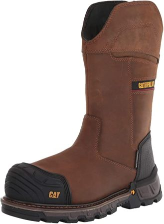 Caterpillar Men's Excavator XL Pull-On Construction Boot