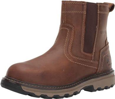 Caterpillar Men's Pelton Steel Toe Shoe