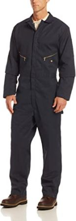 Dickies Men's 7.5 Oz Twill Long Sleeve Coverall