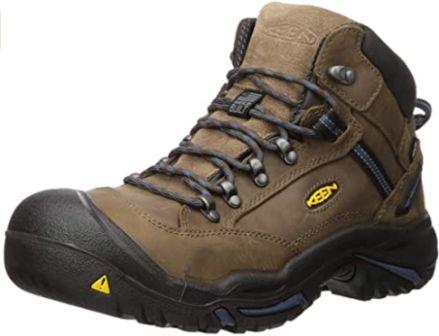 KEEN Utility Men's Braddock Steel Toe Work Boot