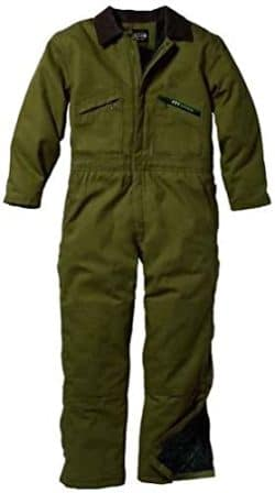 Key Industries Men's Insulated Duck Coverall