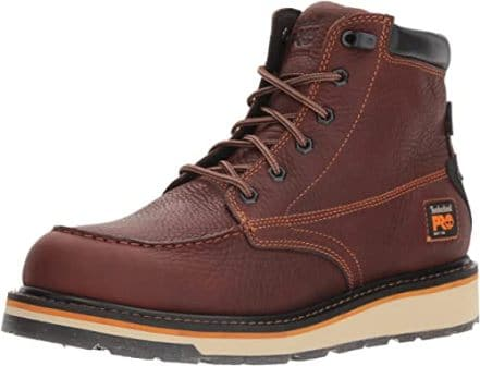Timberland PRO Men's Gridworks Moc Soft Toe Industrial Boot