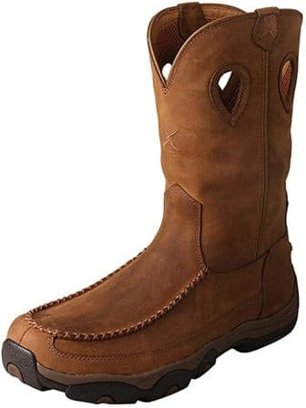 Twisted X Men's Pull-On Work Boots