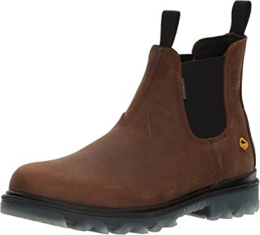 Wolverine Men's I-90 Romeo Slip-on Construction Boot