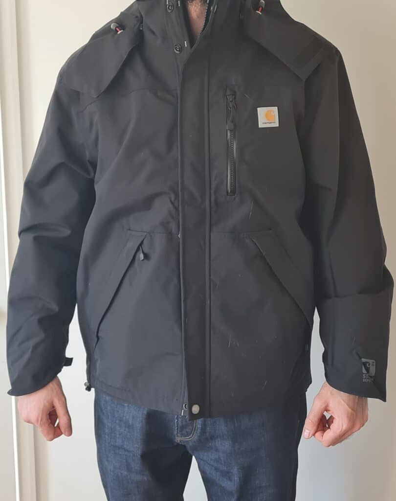 work jacket 1