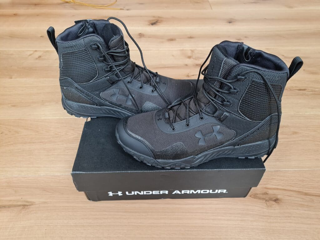 under armour valsetz tactical boots v1