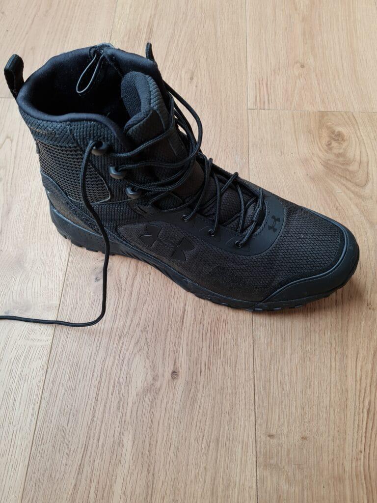 nortiv 8 side zipper tactical boots - challengers