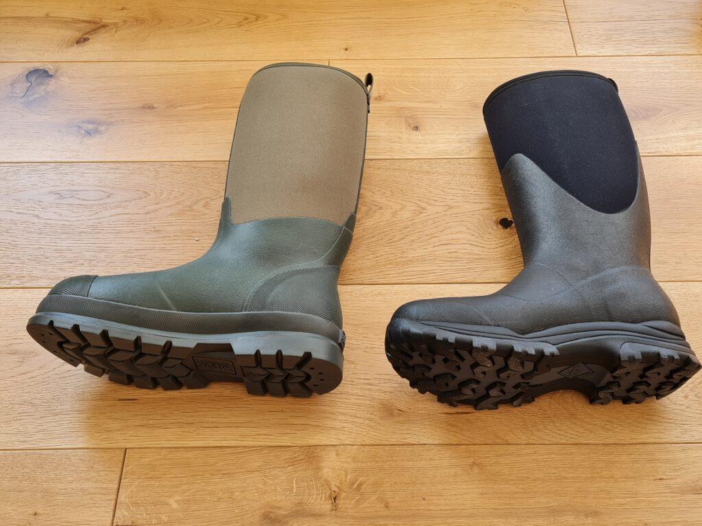 muck chore boots - challengers