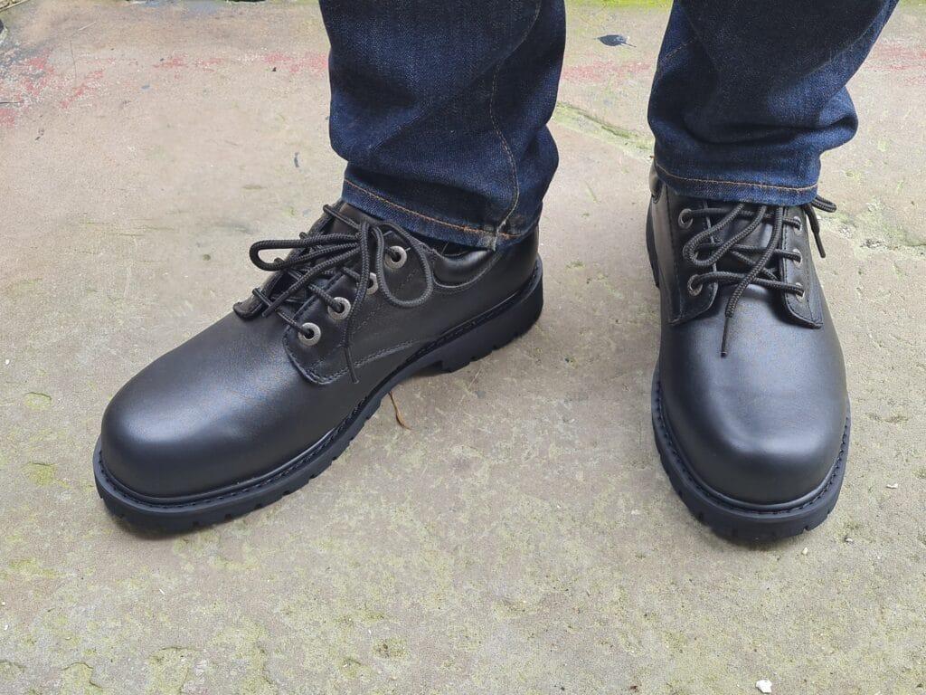 Skechers Cottonwood Work Shoes - challengers