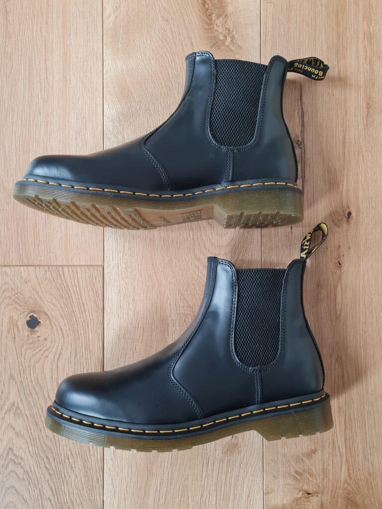 Dr. Martens Unisex 2976 Slip-Resistant Service Boot v23