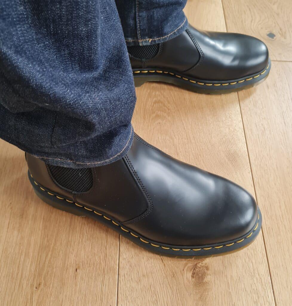 Dr. Martens Unisex 2976 Slip-Resistant Service Boot v30