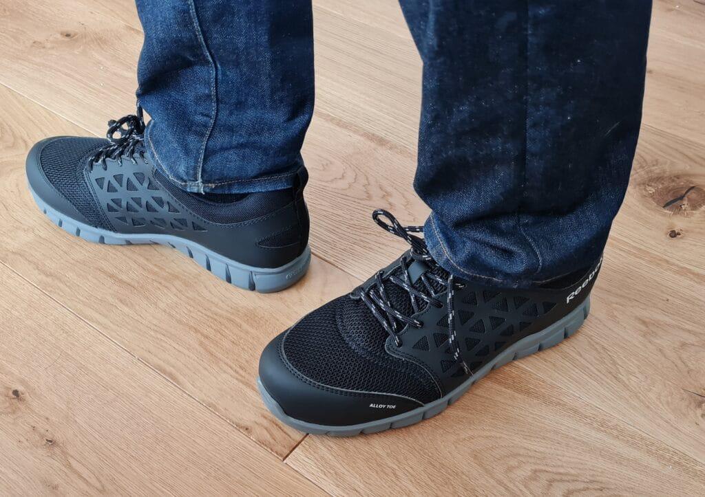 Reebok Men's RB4041 Work Shoes v11