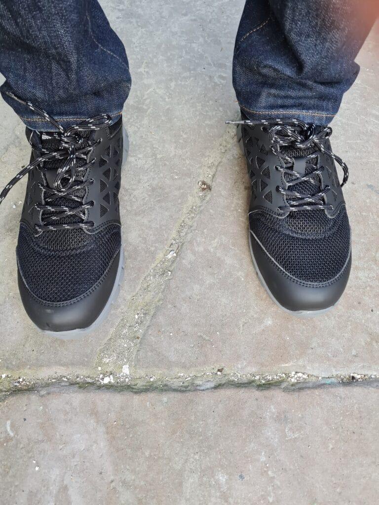 Reebok Men's RB4041 Work Shoes v5