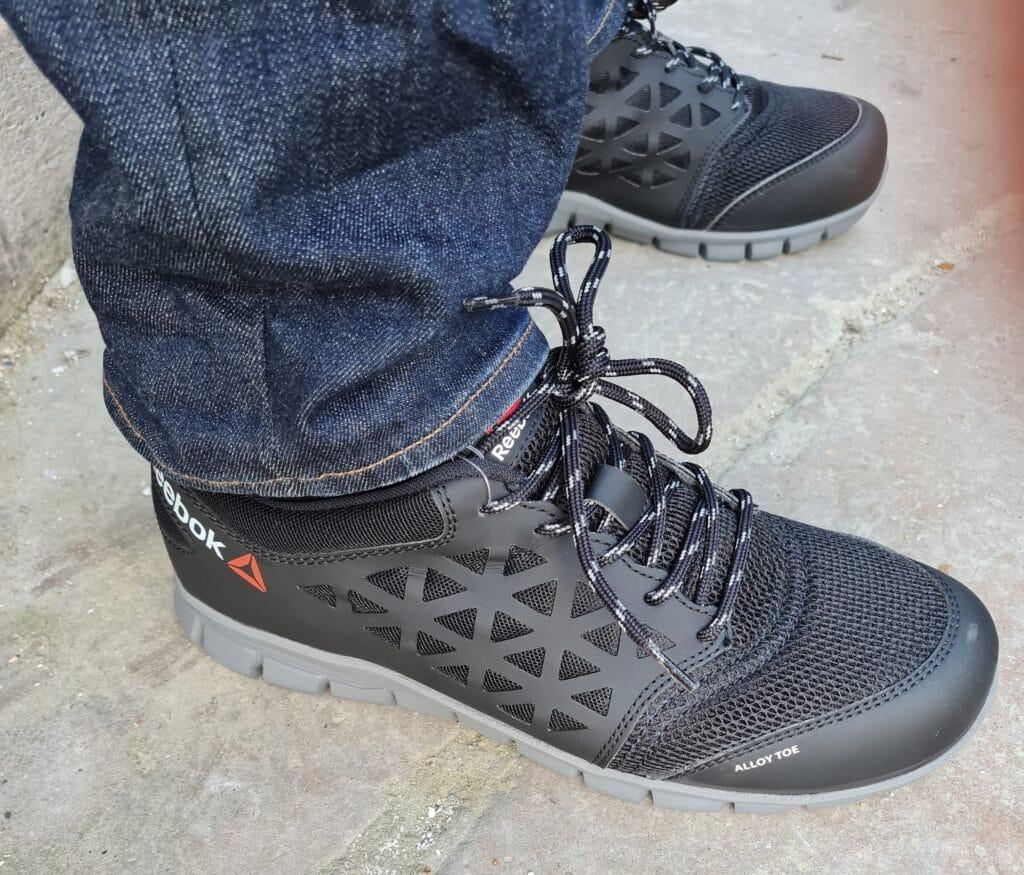 Reebok Men's RB4041 Work Shoes v7