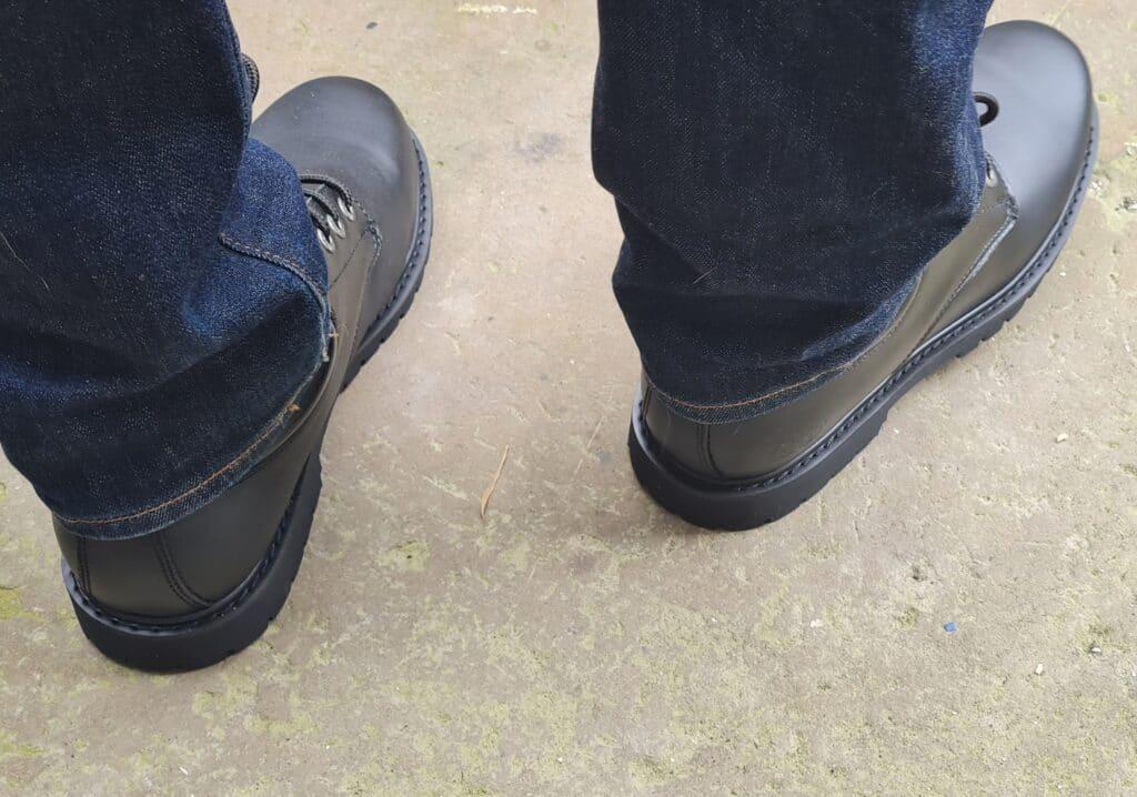 Skechers Cottonwood Work Shoes v13