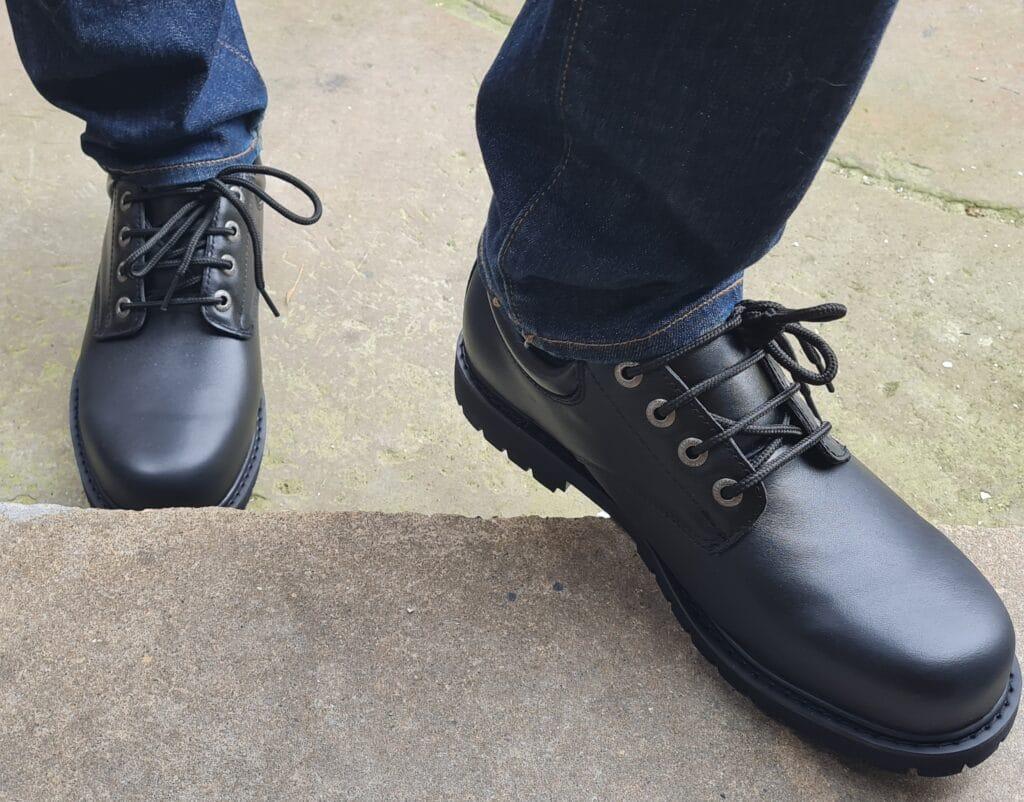 Skechers Cottonwood Work Shoes v14