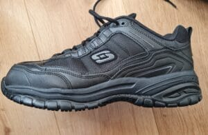 Skechers Soft Stride Grinnell Comp Toe Shoes v1