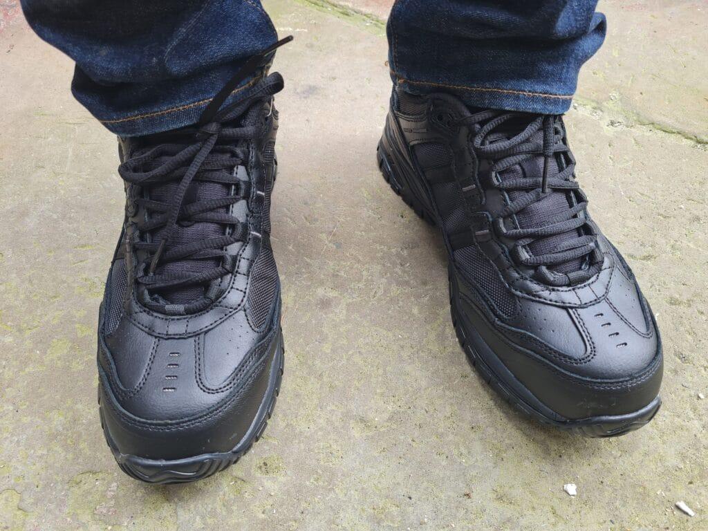 Skechers Soft Stride Grinnell Comp Toe Shoes v2