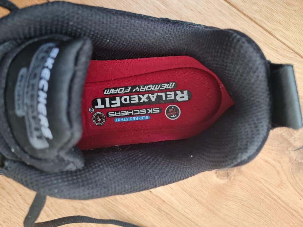 Skechers Soft Stride Grinnell Comp Toe Shoes v5
