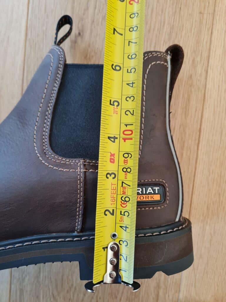ariat groundbreaker chelsea boots v8