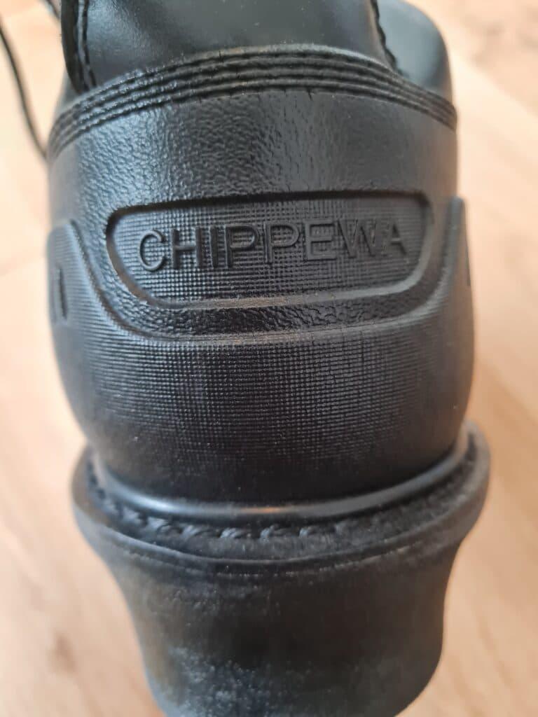 chippewa hammer logger boots v6