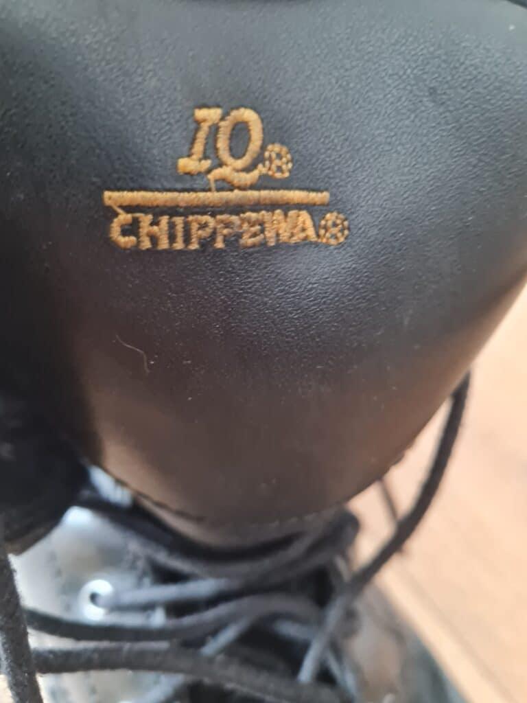 chippewa hammer logger boots v7